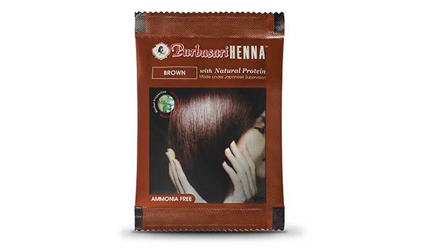Merk Cat Rambut yang Bagus dan Berkualitas, Purbasari Hair Color Henna