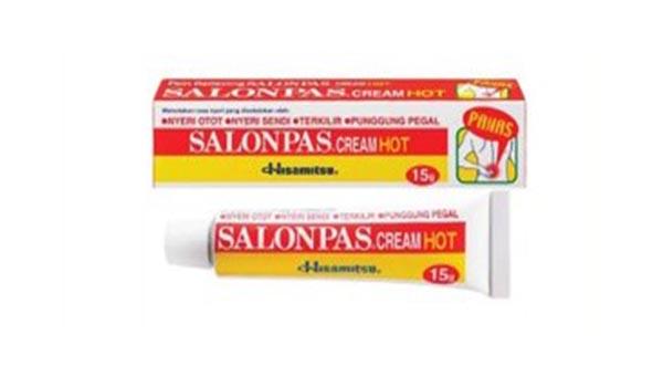 harga produk salonpas hisamitsu, Salonpas Cream Hot