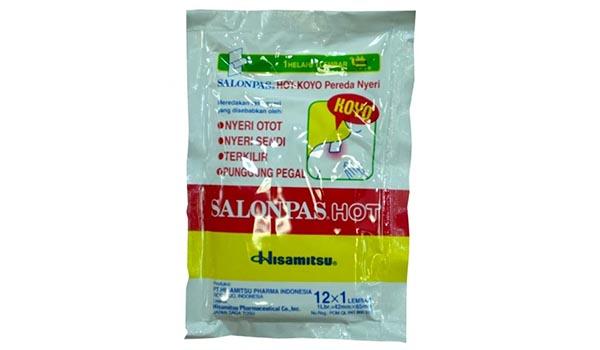 harga produk salonpas hisamitsu, Salonpas Hot
