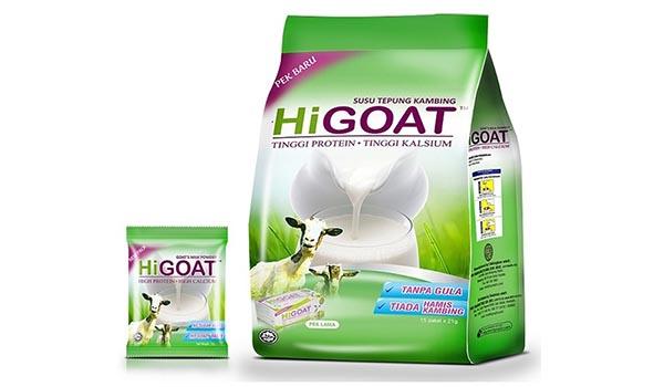 Merk Susu Kambing Etawa Yang Bagus, Susu Kambing Etawa Hi Goat