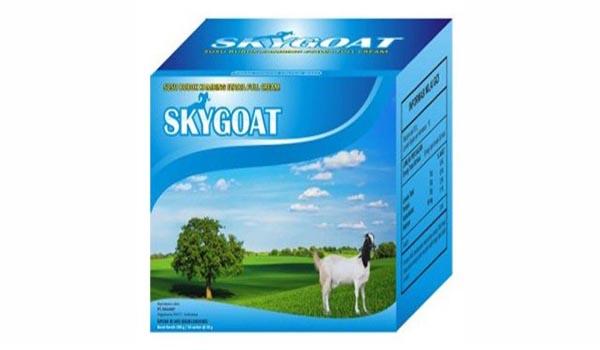 Merk Susu Kambing Etawa Yang Bagus, Susu Kambing Etawa SkyGoat