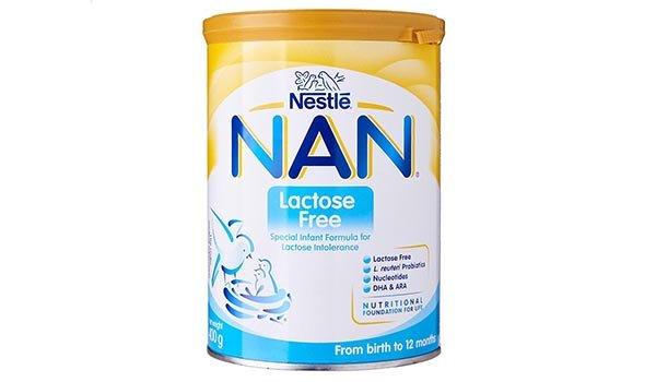 Susu Formula Bebas Laktosa Terbaik, daftar harga susu bebas laktosa, Susu NESTLE NAN Lactose-Free