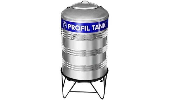 Tangki Air Stainless Steel, Harga Tangki Air Stainless Steel, Tandon Air, Toren Air, profil
