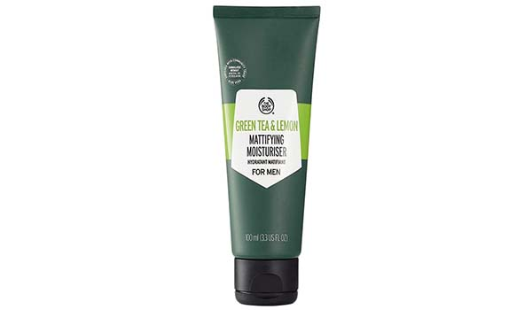 The Body Shop Mattifying Moisturiser Mens
