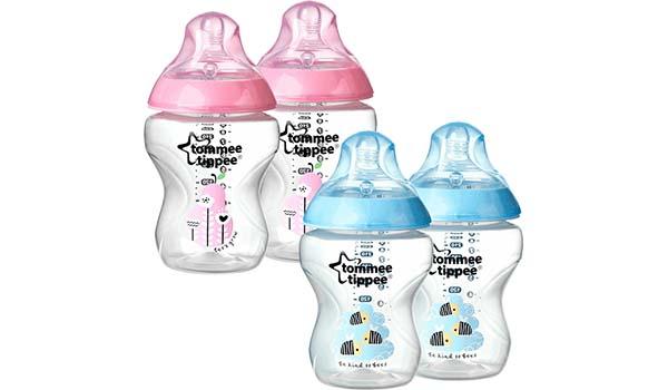 Botol Susu Terbaik untuk Bayi, Tommee Tippee Closer To Nature bottles