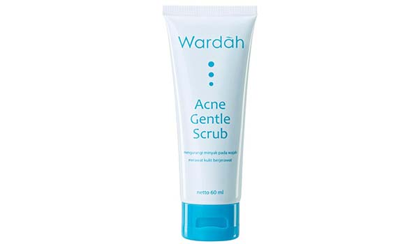 Wardah Acne Series, Acne Gentle Scrub
