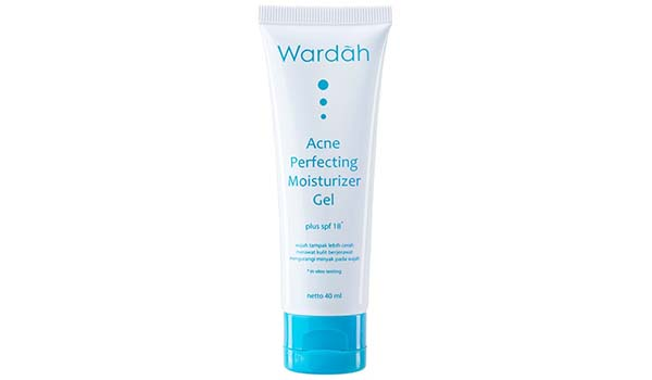 Acne Perfect Moisturizer Gel, Wardah Acne Series