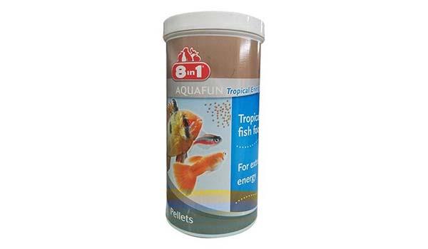 Merk pakan ikan hias yang bagus, Aquafun Tropical Energy