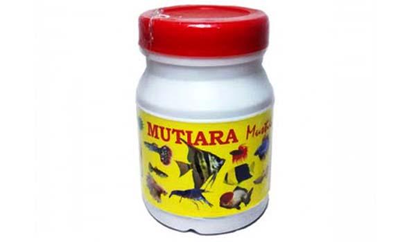 Merk pakan ikan hias yang bagus, Mutiara Tropical