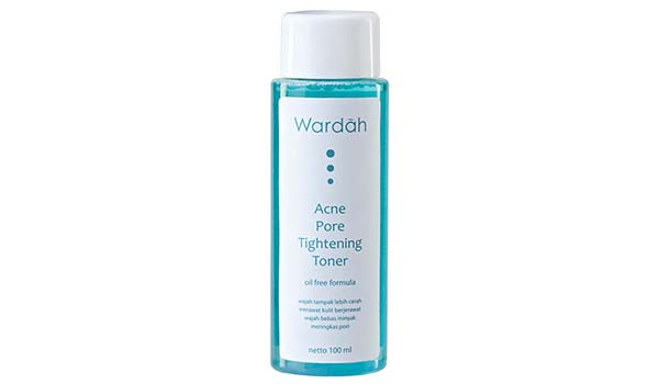 Wardah Acne Series, Pore Tightening Toner
