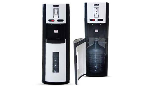 dispenser galon bawah terbaik, dispenser alkali gesundheit (deluxe)