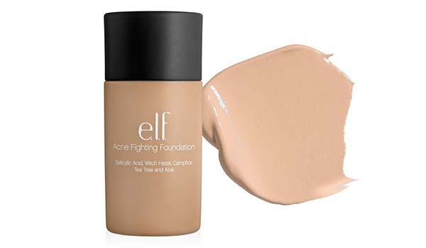 foundation untuk kulit berminyak, E.L.F Acne Fighting Foundation