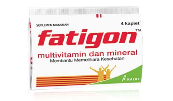 Fatigon Multivitamin dan Mineral,