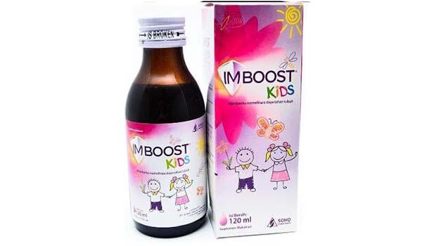 merk vitamin anak yang bagus, Imboost Kids Sirup