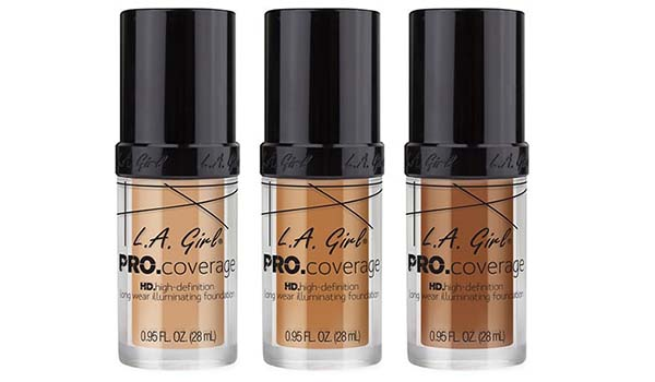 PRO.Coverage HD Long Wear Illuminating Liquid Foundation, Merk Foundation