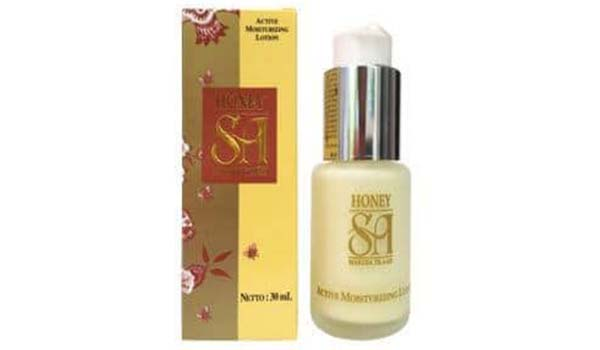 Merk Foundation, Sariayu Honey Fresh Liquid Foundation
