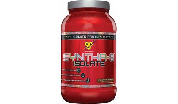 susu whey protein, BSN Syntha 6 Isolate Suplemen
