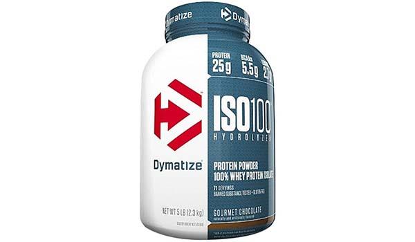 Dymatize Nutrition New Dymatize ISO 100, susu whey protein