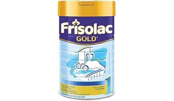 Susu Formula Terbaik untuk Baby, Friso Frisolac Gold 1