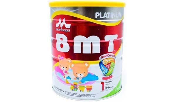 Susu Formula Terbaik untuk Baby, Morinaga BMT Platinum Moricare+