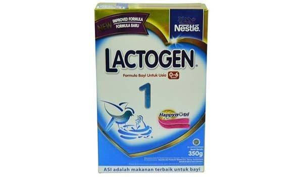 Nestle Lactogen 1 Gold, Susu Formula Terbaik untuk Baby