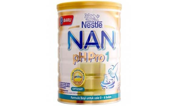 Nestle NAN Ph Pro 1, Susu Formula Terbaik untuk Baby