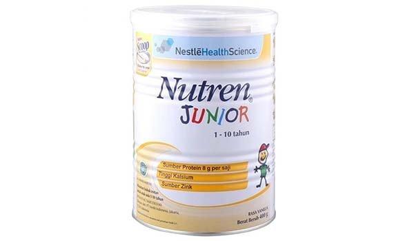 Nestle Nutren Junior, Susu Formula Terbaik untuk Baby