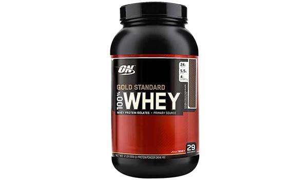 Optimum Nutrition 100% Whey Gold Standard, susu whey protein