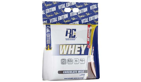 susu whey protein, Ronnie Coleman Signature Series Whey XS