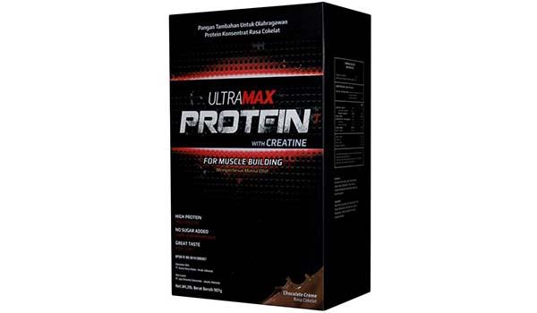 susu whey protein, Ultramax Whey Protein With Creatine