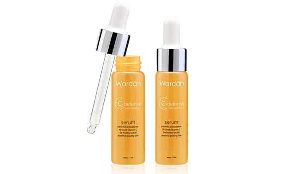 Macam-Macam Produk Wardah Skincare, Wardah C Defense Serum