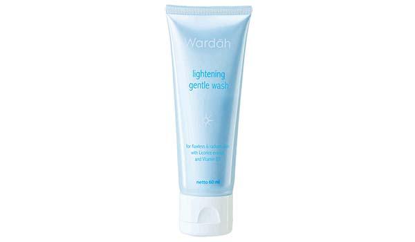 Wardah Lightening Gentle Wash, Macam-Macam Produk Wardah Skincare