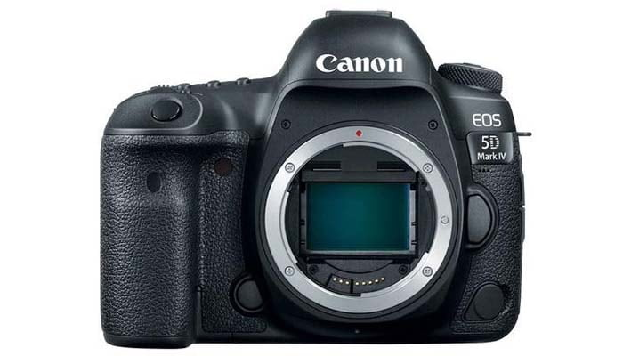 Canon EOS 5D Mark IV DSLR Camera, kamera dslr canon profesional terbaik