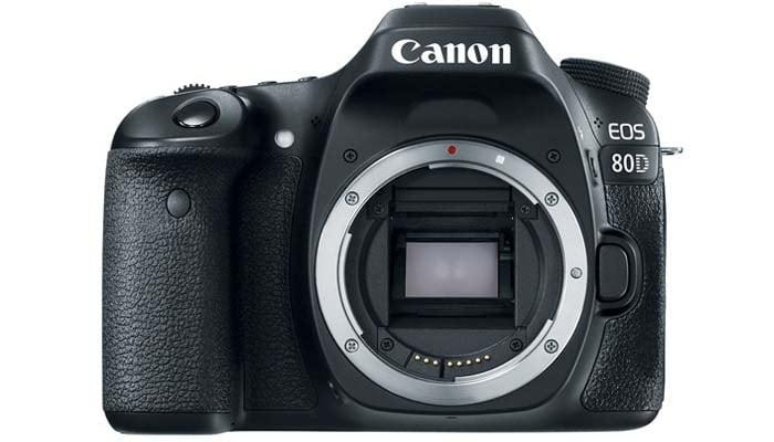 Canon EOS 80D Camera, kamera dslr canon terbaik dan murah