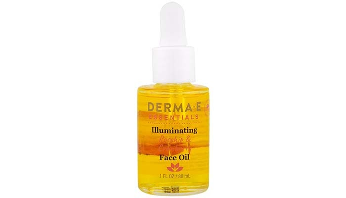 Derma E Illuminating Face Oil, Rosehip & Cranberry
