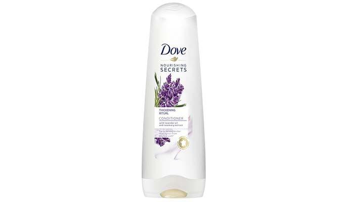 Dove Thickening Ritual Conditioner, kondisioner rambut yang bagus dan baik