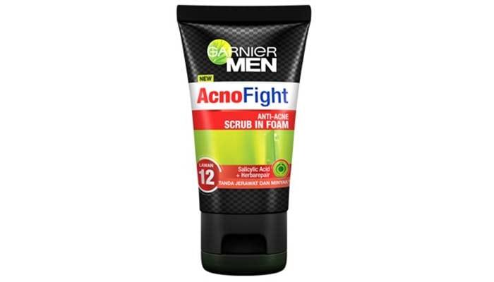 GARNIER Men Acno Fight Acne Foam