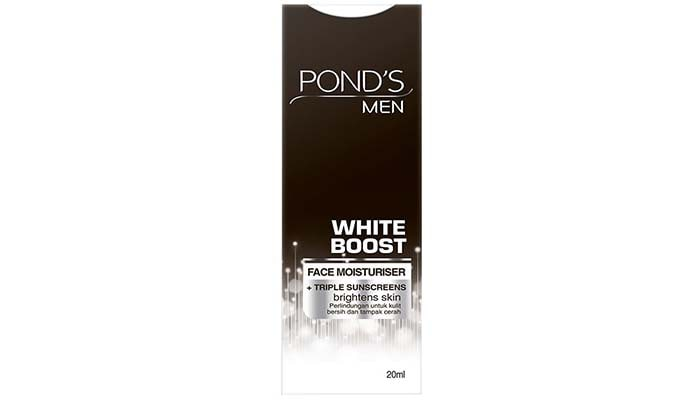 Ponds Men White Boost Face Moisturiser