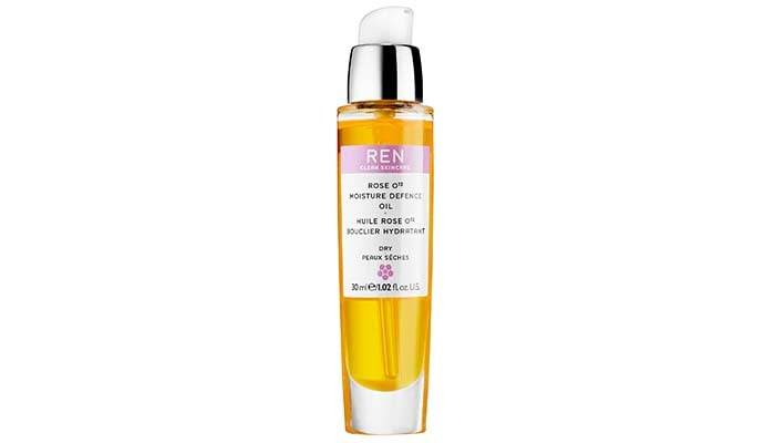 REN Clean Skincare Rose O12 Moisture Defence Oil