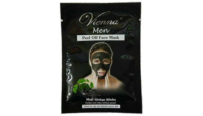 VIENNA Facial Mask Men Peel Off