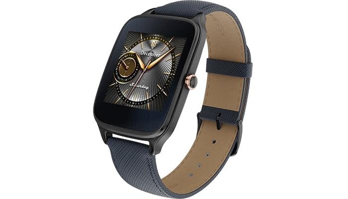 ASUS ZenWatch 2, smartwatch untuk iOS
