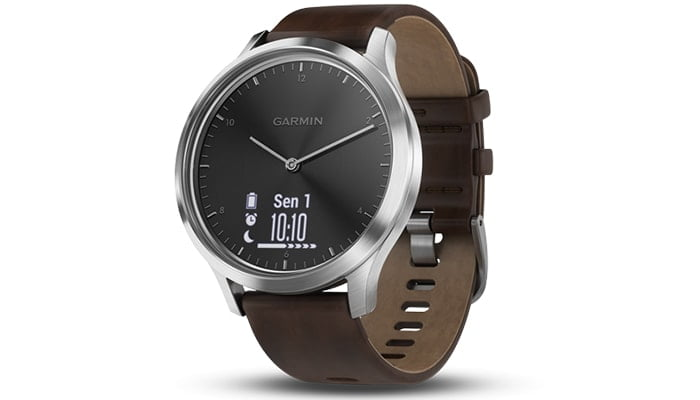 Garmin Vivomove HR, smartwatch connect ke iphone gampang