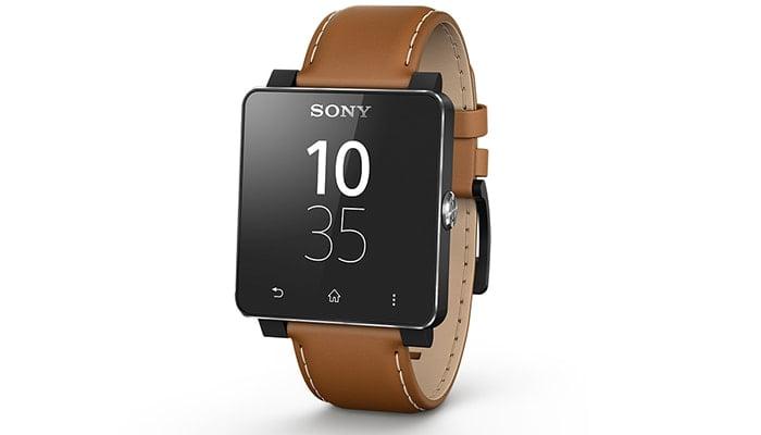 Rekomendasi Smartwatch Dibawah 2 Juta, Sony SmartWatch 2 SW2