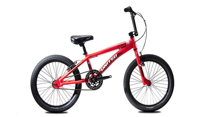 United Bike Floss 01, Daftar Harga Sepeda BMX United