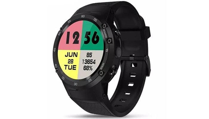 Zeblaze THOR 4, Smartwatch murah terbaik
