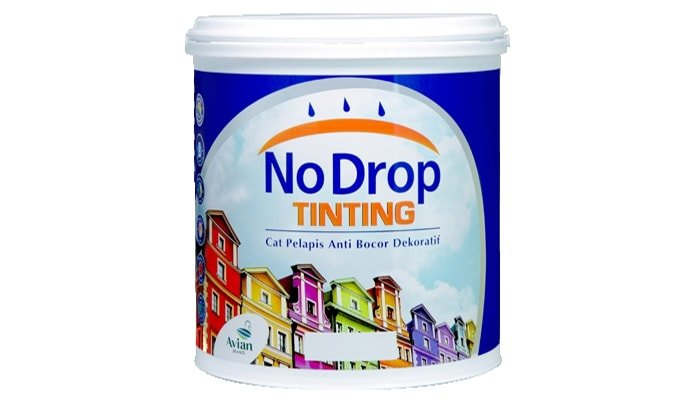 No Drop Tinting
