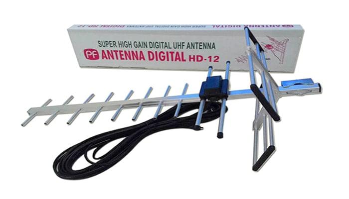 PF Digital HD-12 High Gain Outdoor Antenna