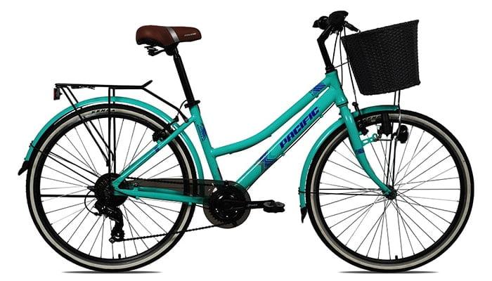 Sepeda Keranjang City Bike