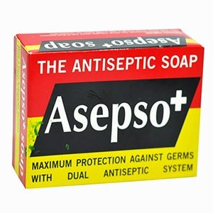 Asepso Soap