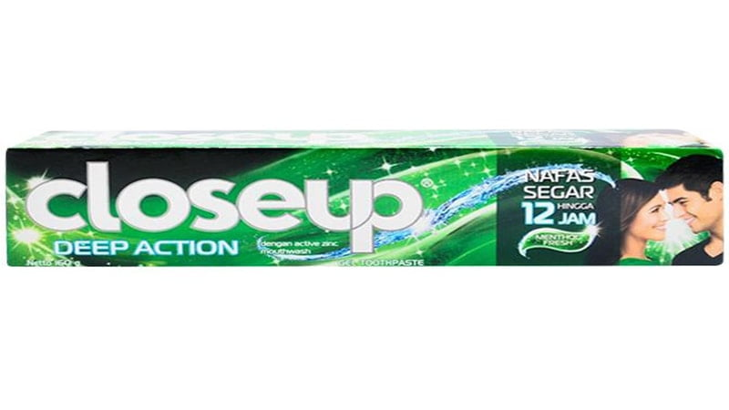 Close Up Pasta Gigi Deep Action Menthol Fresh
